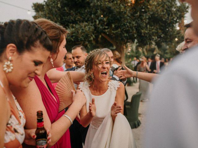 La boda de Ignacio y Silvia en Ulea, Murcia 43