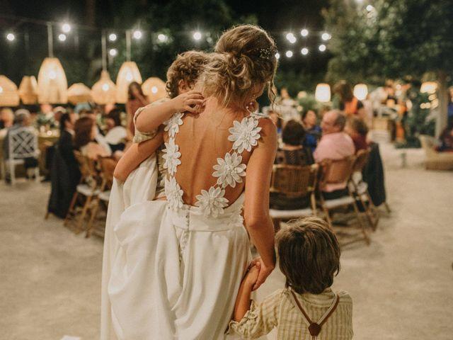 La boda de Ignacio y Silvia en Ulea, Murcia 45