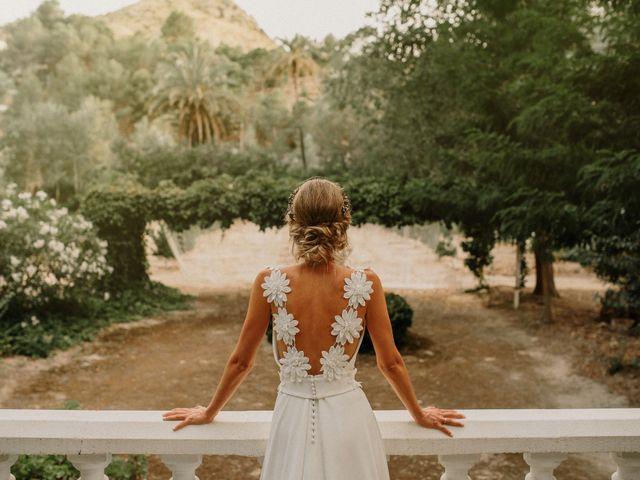 La boda de Ignacio y Silvia en Ulea, Murcia 1