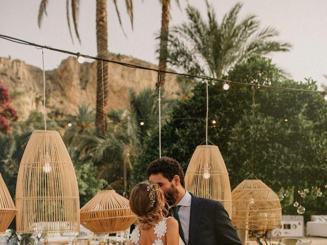 La boda de Ignacio y Silvia en Ulea, Murcia 36