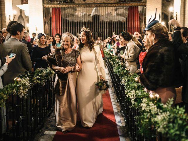 La boda de Berti y Clara en Espartinas, Sevilla 14