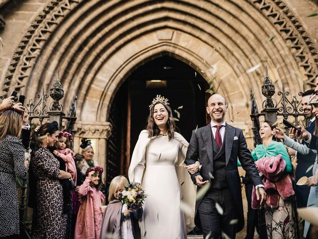 La boda de Clara y Berti