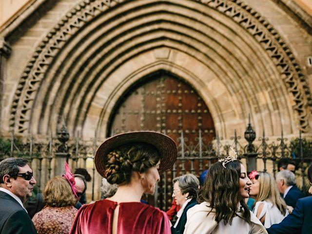 La boda de Berti y Clara en Espartinas, Sevilla 24