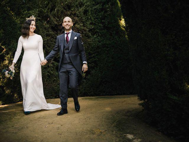 La boda de Berti y Clara en Espartinas, Sevilla 27