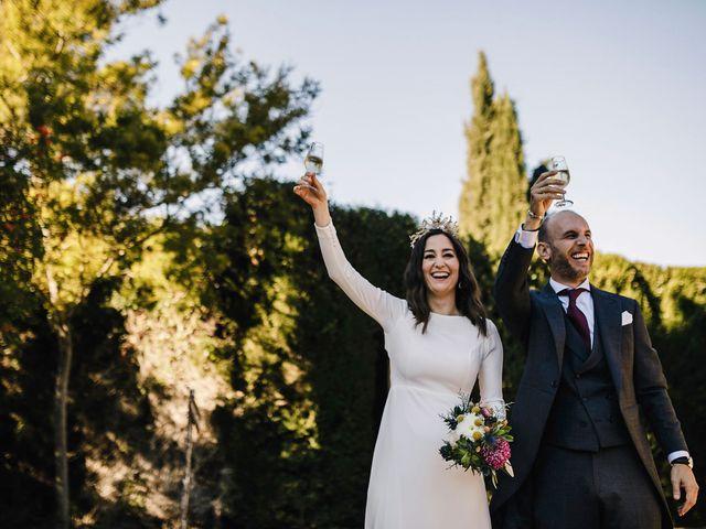 La boda de Berti y Clara en Espartinas, Sevilla 28