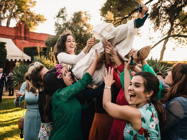 La boda de Berti y Clara en Espartinas, Sevilla 29