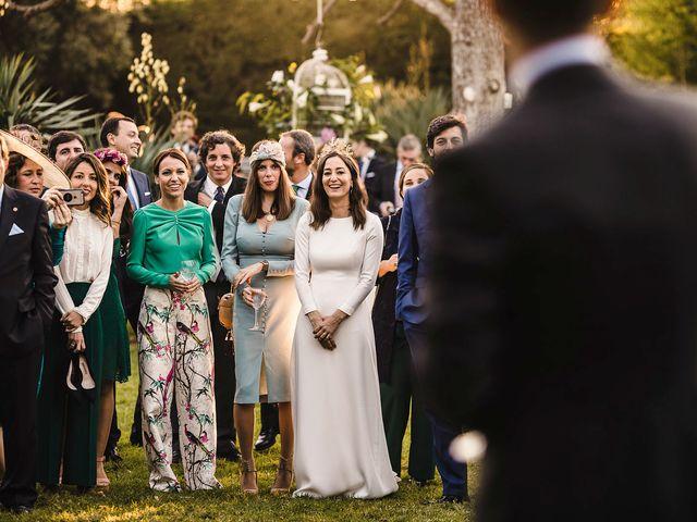 La boda de Berti y Clara en Espartinas, Sevilla 32