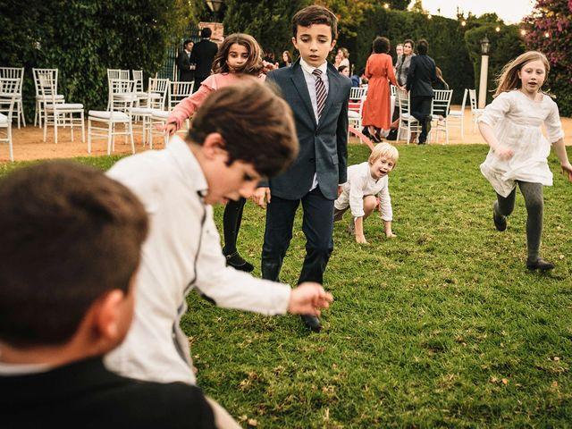 La boda de Berti y Clara en Espartinas, Sevilla 36