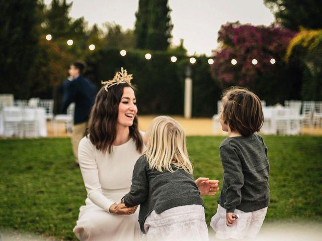 La boda de Berti y Clara en Espartinas, Sevilla 37