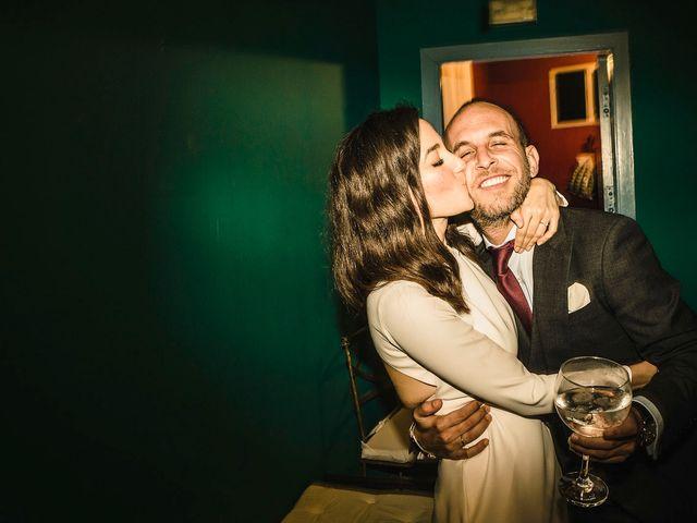 La boda de Berti y Clara en Espartinas, Sevilla 58