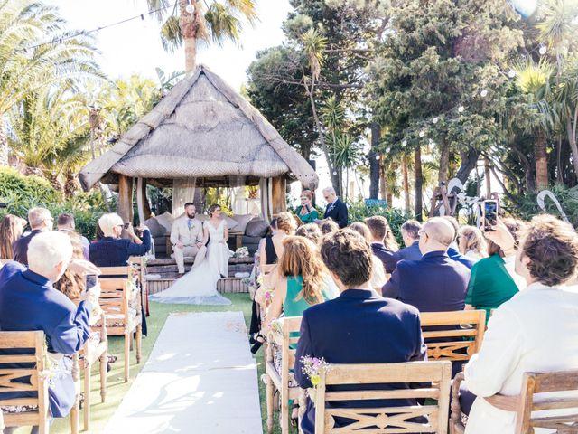 La boda de Jim y Talía en Tarifa, Cádiz 18