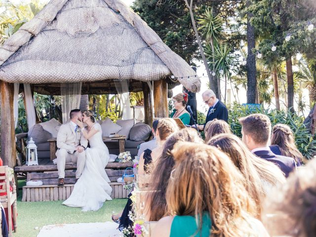 La boda de Jim y Talía en Tarifa, Cádiz 22
