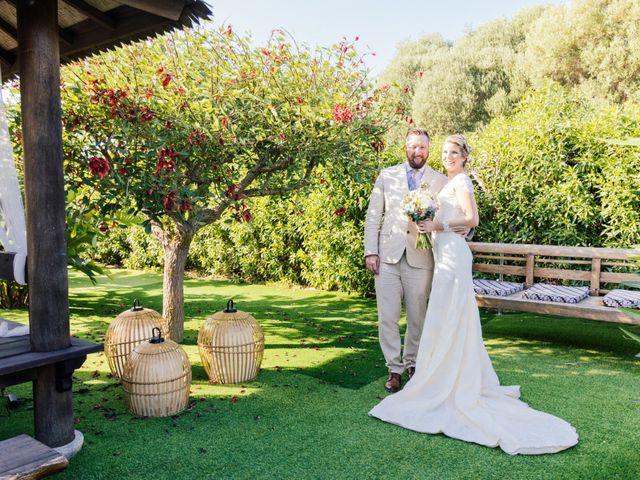 La boda de Jim y Talía en Tarifa, Cádiz 25