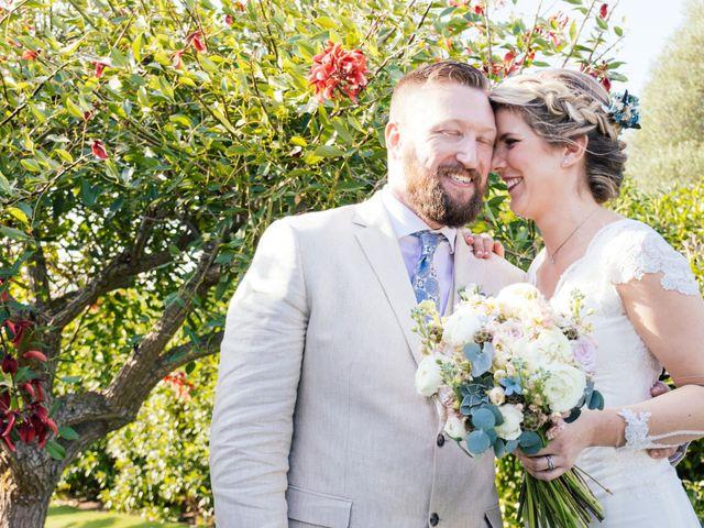 La boda de Talía y Jim