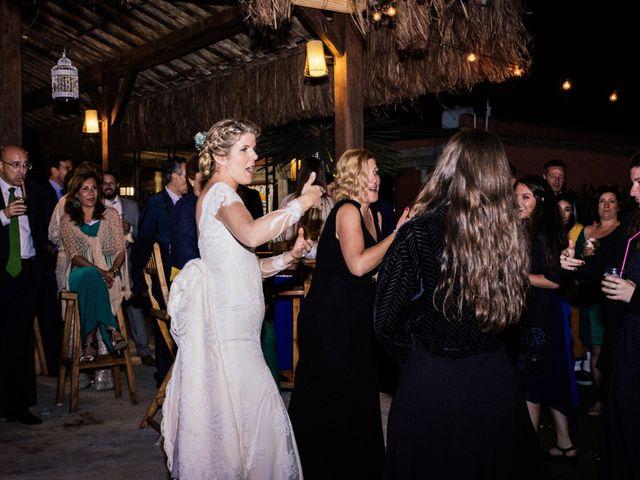 La boda de Jim y Talía en Tarifa, Cádiz 37