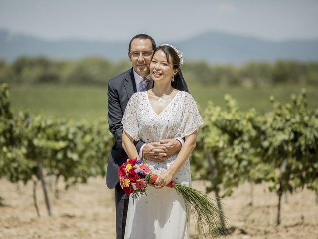 La boda de Katy  y Pere