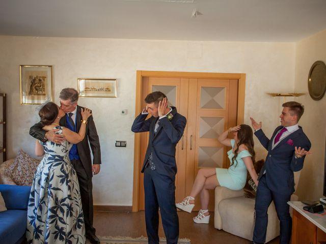 La boda de Alvaro y Irene en Galapagos, Guadalajara 12