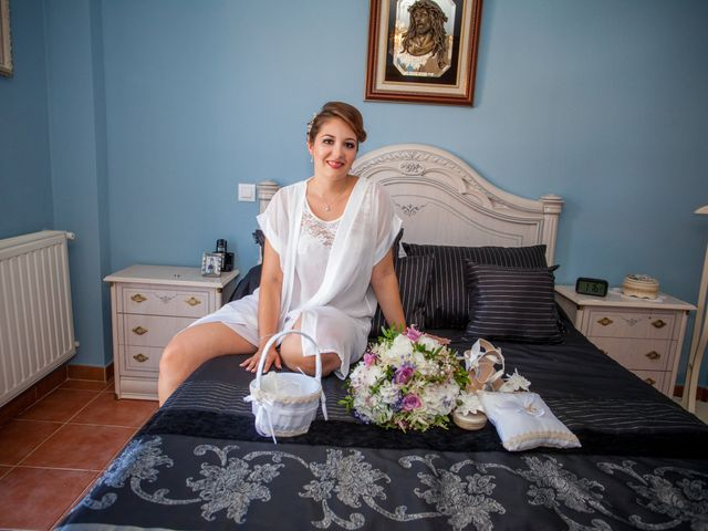 La boda de Alvaro y Irene en Galapagos, Guadalajara 14