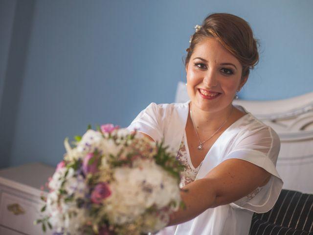La boda de Alvaro y Irene en Galapagos, Guadalajara 15