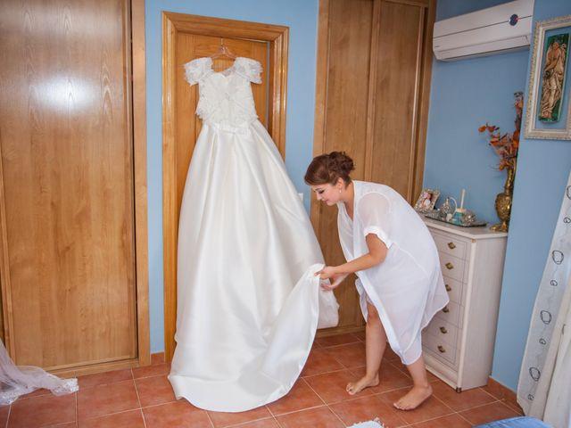 La boda de Alvaro y Irene en Galapagos, Guadalajara 16