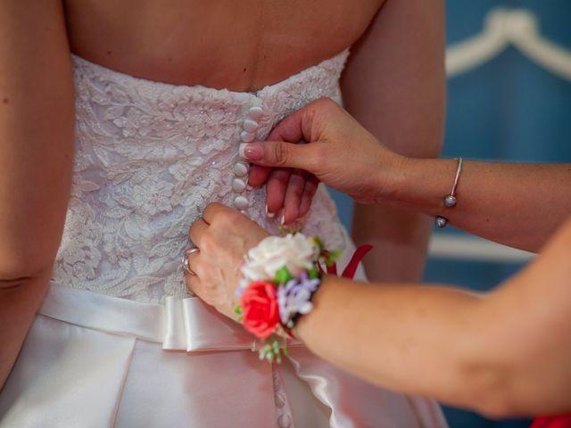 La boda de Alvaro y Irene en Galapagos, Guadalajara 17