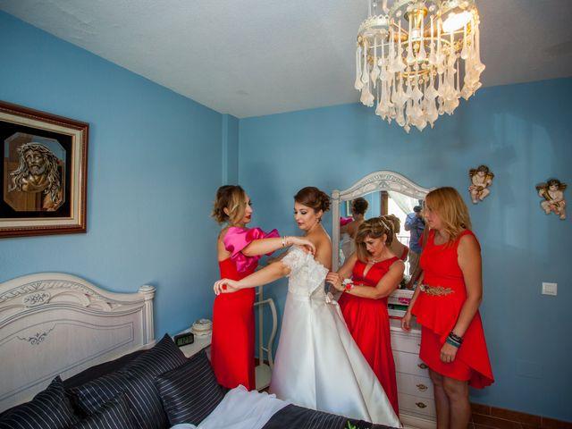 La boda de Alvaro y Irene en Galapagos, Guadalajara 18