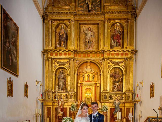 La boda de Alvaro y Irene en Galapagos, Guadalajara 25