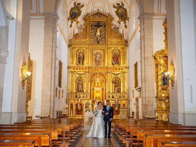 La boda de Alvaro y Irene en Galapagos, Guadalajara 26