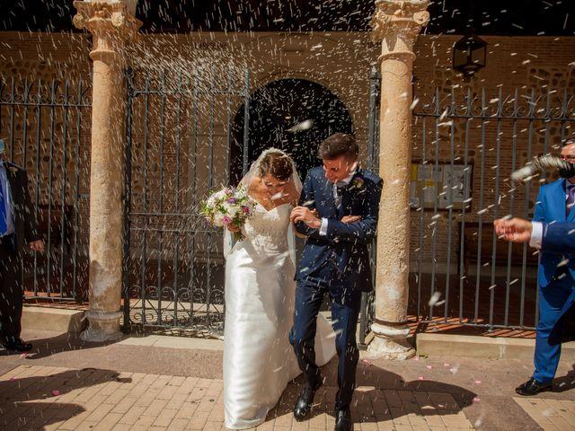 La boda de Alvaro y Irene en Galapagos, Guadalajara 27