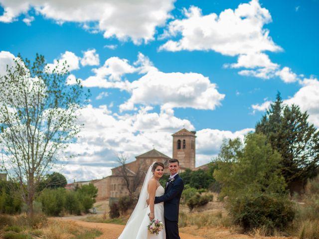 La boda de Alvaro y Irene en Galapagos, Guadalajara 30