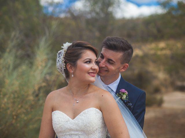 La boda de Alvaro y Irene en Galapagos, Guadalajara 33