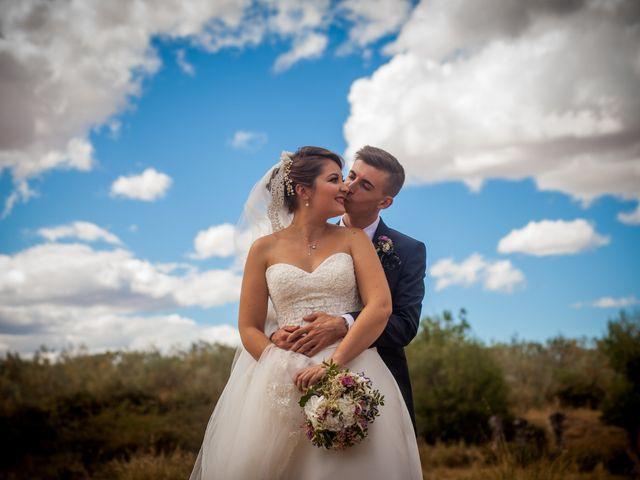 La boda de Alvaro y Irene en Galapagos, Guadalajara 2