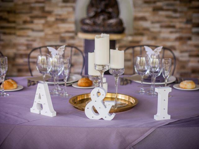 La boda de Alvaro y Irene en Galapagos, Guadalajara 39
