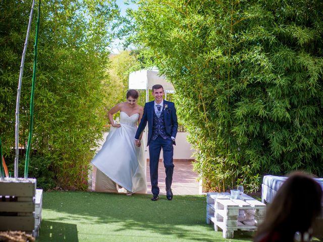 La boda de Alvaro y Irene en Galapagos, Guadalajara 40