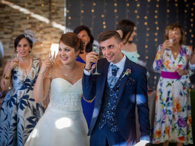 La boda de Alvaro y Irene en Galapagos, Guadalajara 41