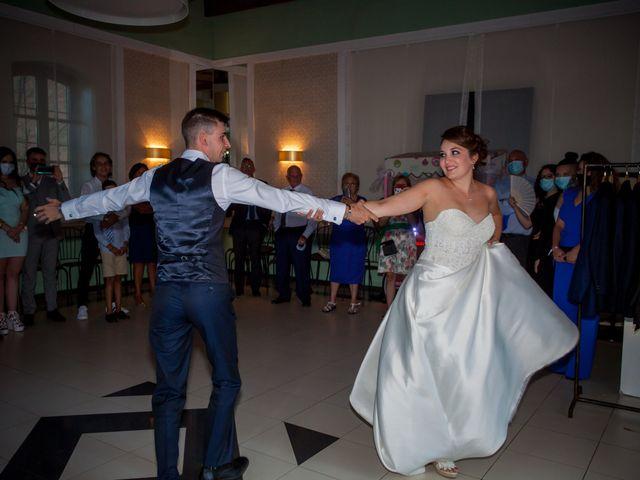 La boda de Alvaro y Irene en Galapagos, Guadalajara 42