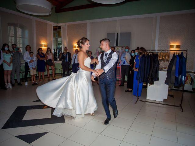 La boda de Alvaro y Irene en Galapagos, Guadalajara 43