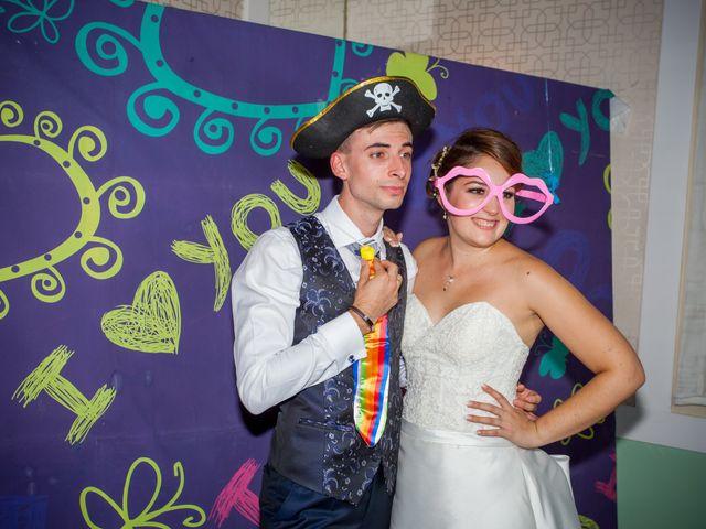 La boda de Alvaro y Irene en Galapagos, Guadalajara 44