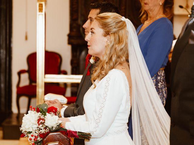 La boda de Fernando y Ariadna en Madrid, Madrid 25