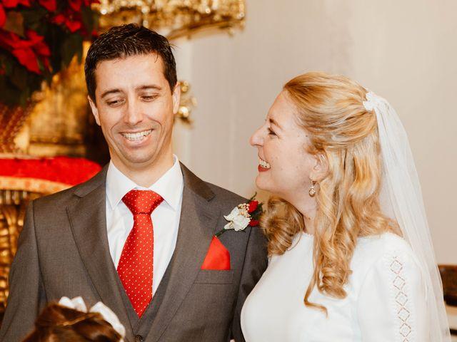 La boda de Ariadna y Fernando