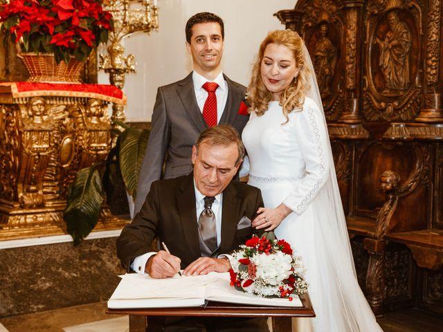 La boda de Fernando y Ariadna en Madrid, Madrid 30