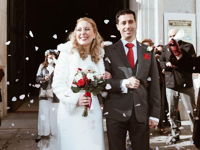 La boda de Fernando y Ariadna en Madrid, Madrid 31