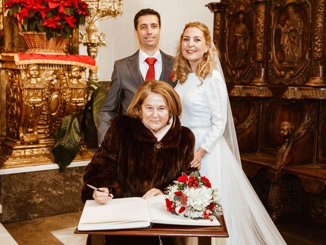 La boda de Fernando y Ariadna en Madrid, Madrid 29