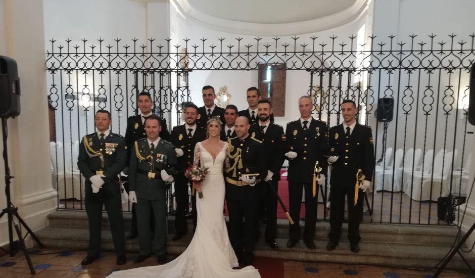 La boda de Jorge y Bea en Mérida, Badajoz