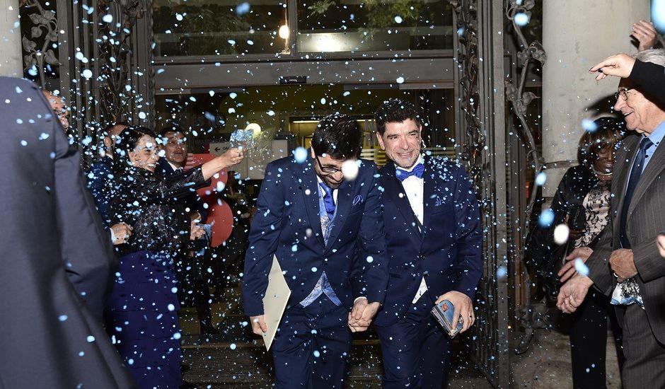 La boda de Albert y Rolando en Barcelona, Barcelona