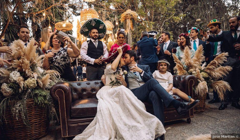 La boda de Jose y Paulina en Murcia, Murcia