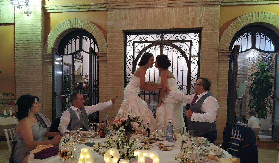 La boda de Rocio  y Ana Isabel  en Arjonilla, Jaén