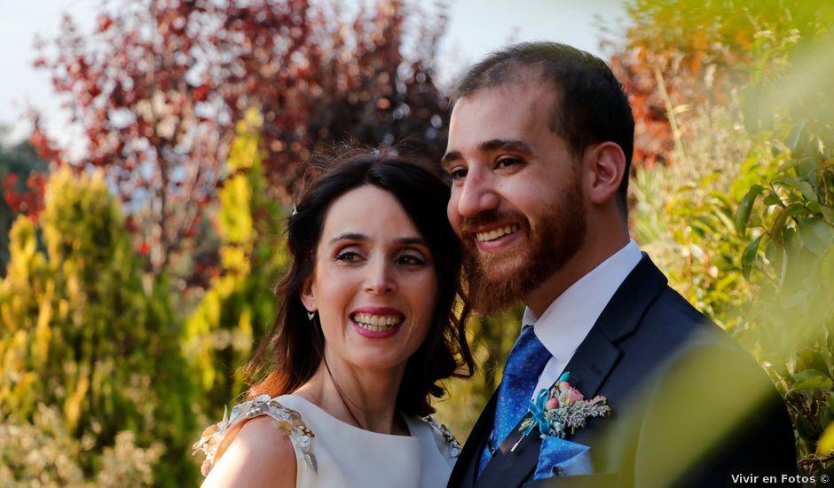 La boda de Josema y Tamara en Collado Villalba, Madrid