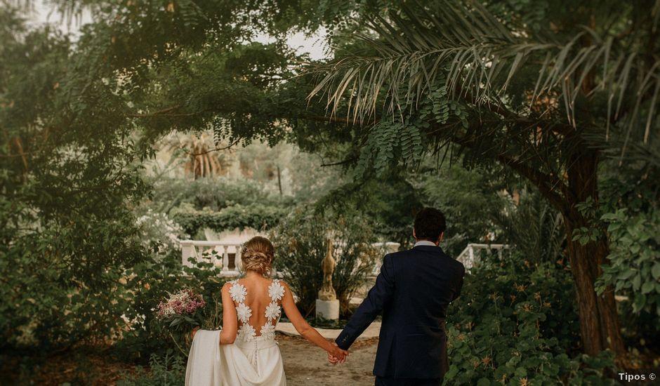 La boda de Ignacio y Silvia en Ulea, Murcia