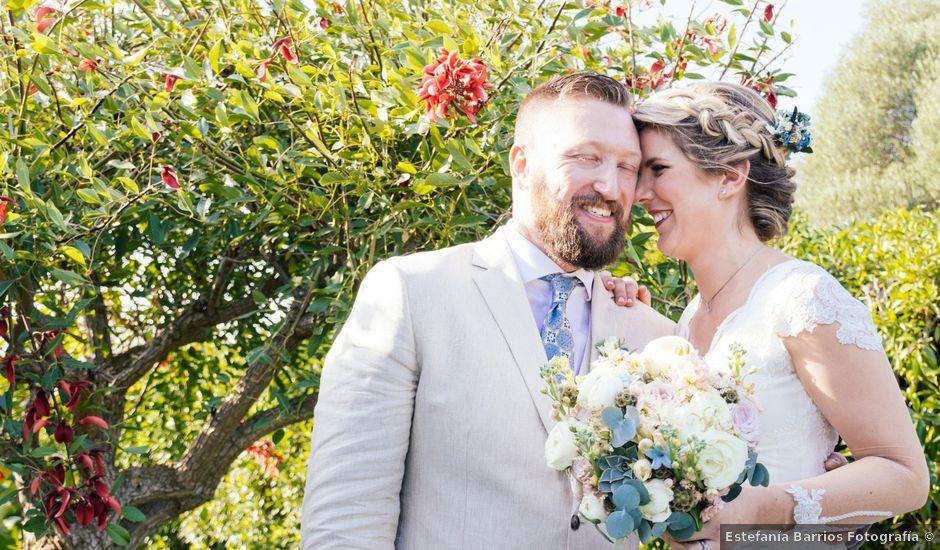 La boda de Jim y Talía en Tarifa, Cádiz